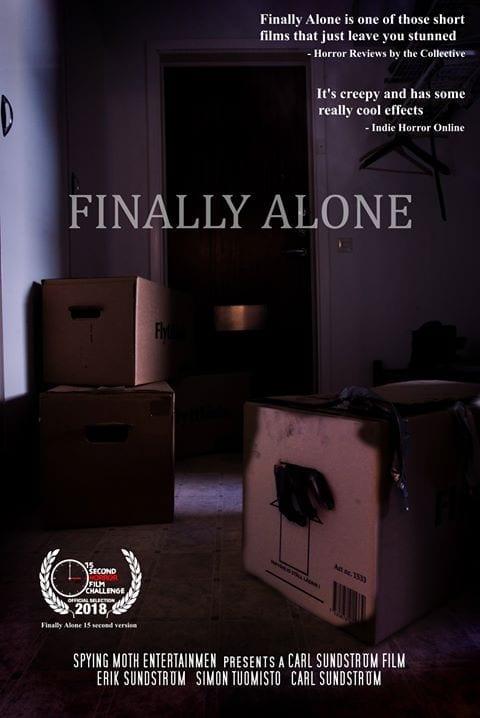 Finally Alone Short Film 2018