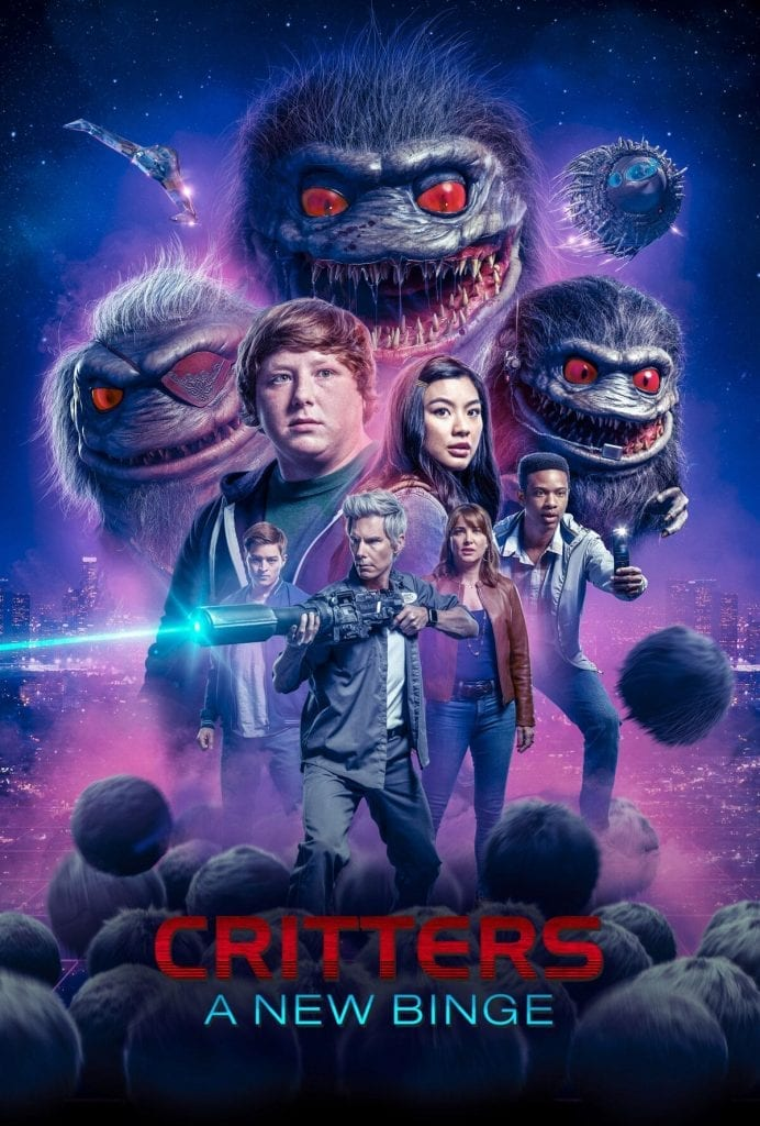 Critters: A New Binge movie poster