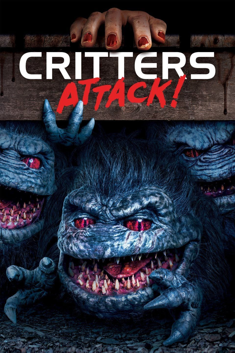 Critters Attack! Poster 2019