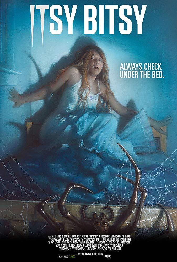 Itsy Bitsy movie poster