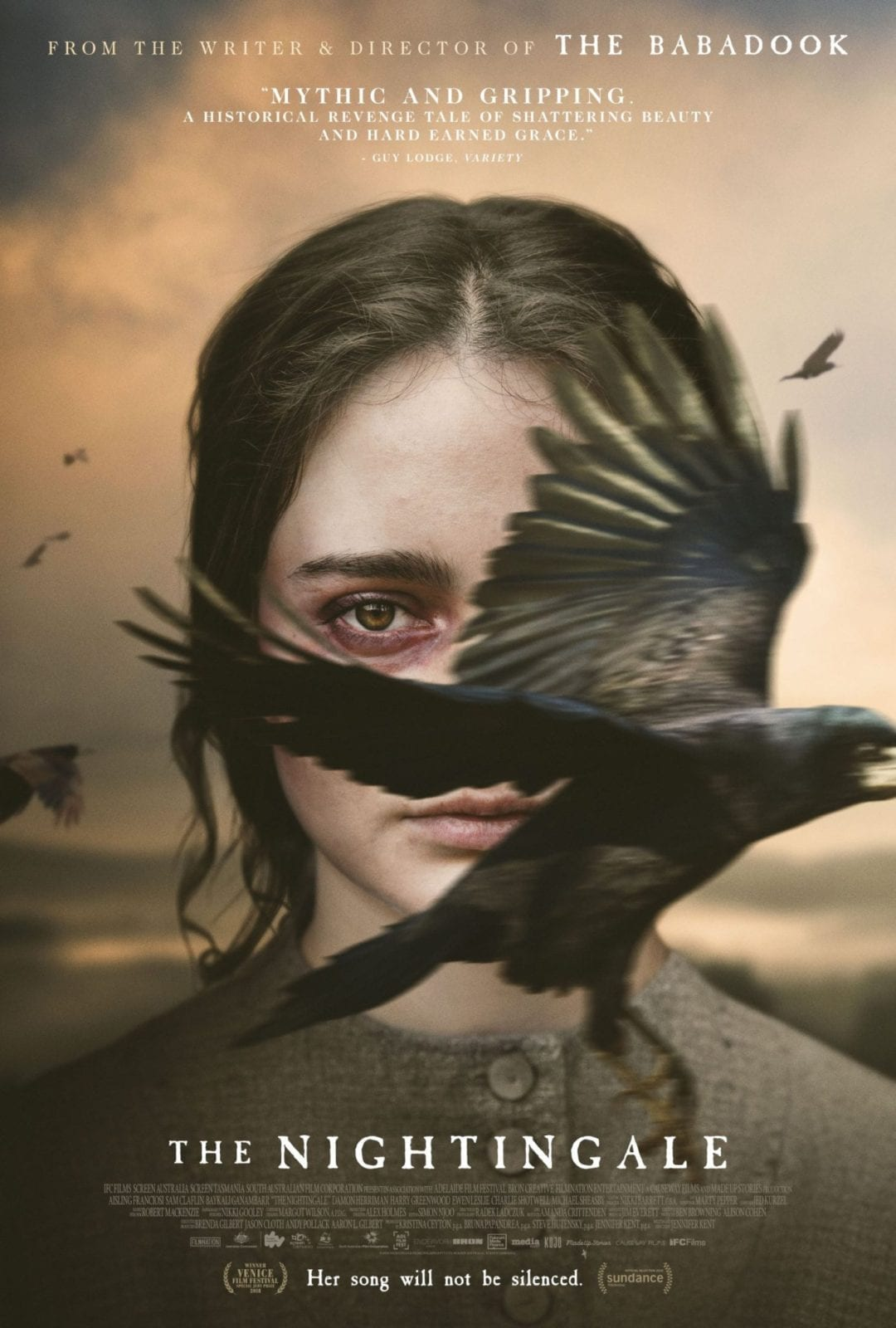 The Nightingale Poster 2018