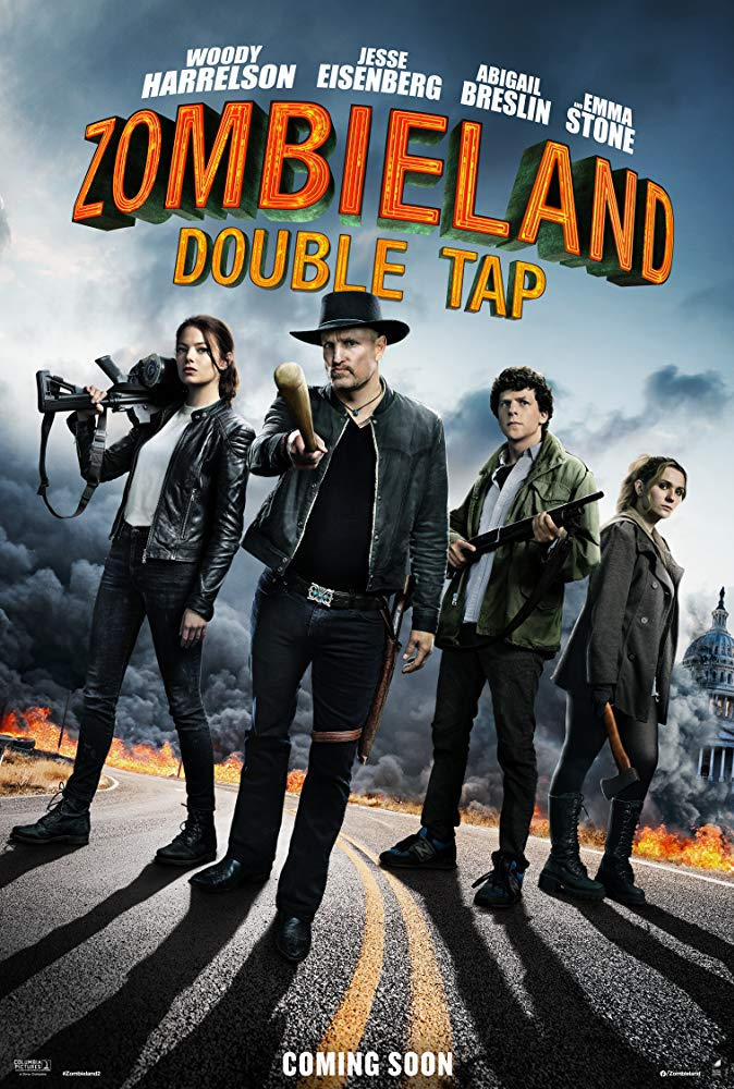 Zombieland Double Tap (2019) poster